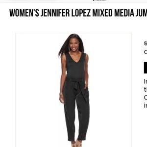 Women's Jennifer Lopez Jumpsuit
